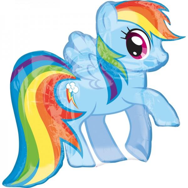 Folienballon My little Pony