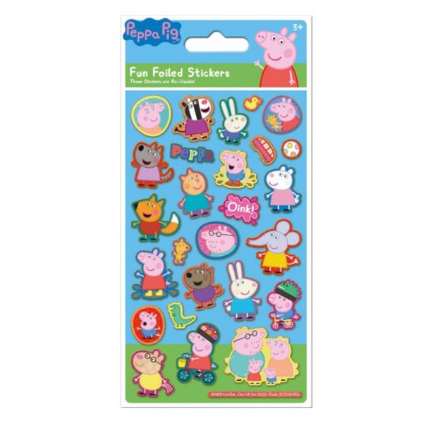 Sticker Peppa Pig
