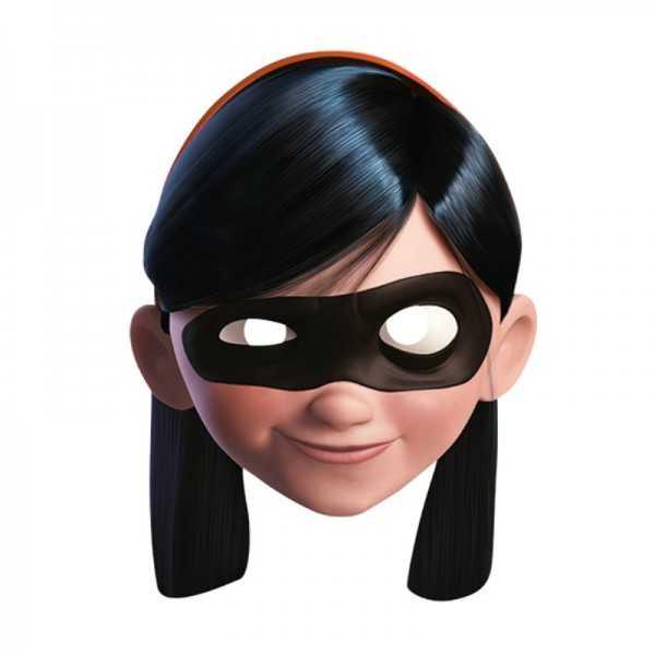 Maske Violet Die Unglaublichen 2