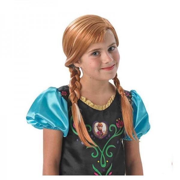 Perücke Anna, Frozen / Die Eiskönigin