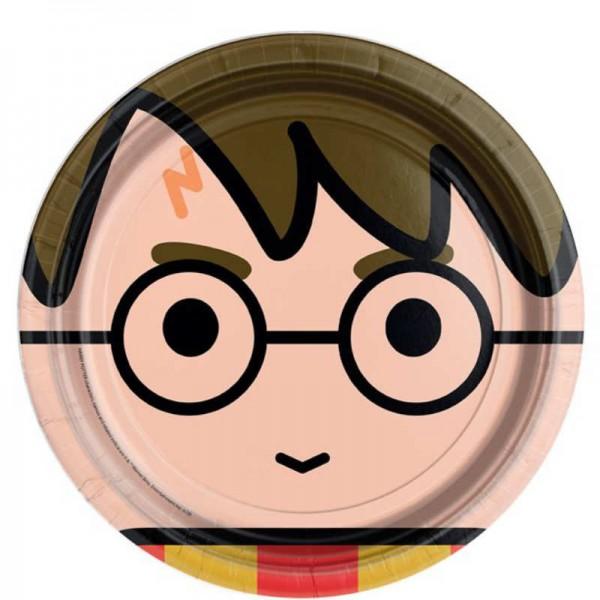 Teller Comic Harry Potter