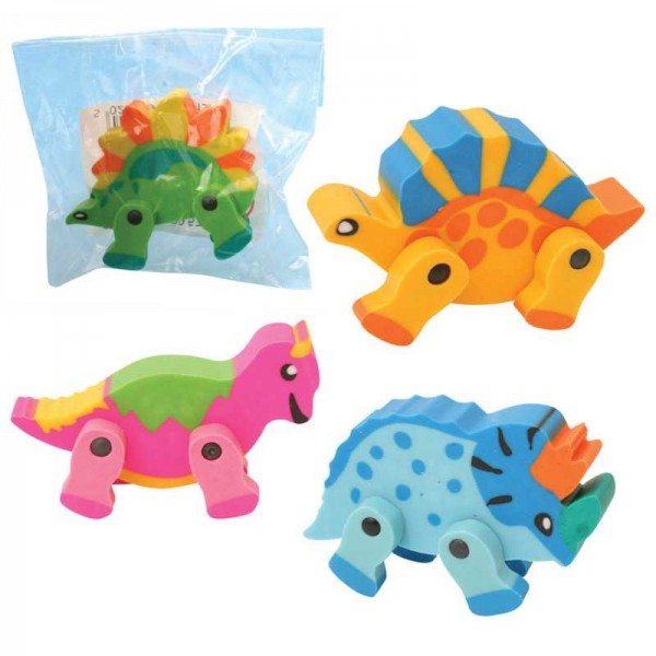 Radiergummi Dinosaurier