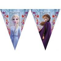 Wimpelkette Frozen 2 / Die Eiskönigin