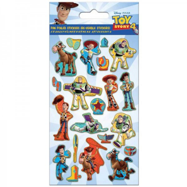 Sticker-Set Toy Story 4