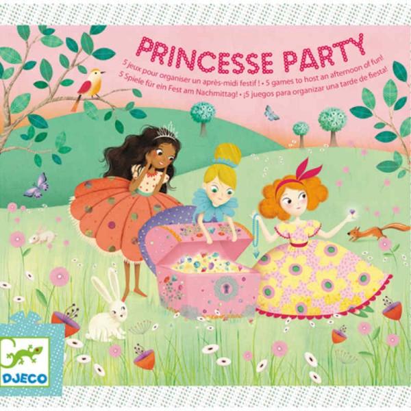Djeco Partyspiel Prinzessin