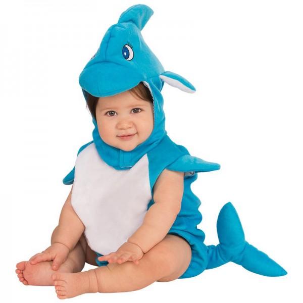 Kostüm Delfin
