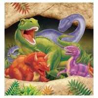 Tischdecke Dinosaurier Alarm
