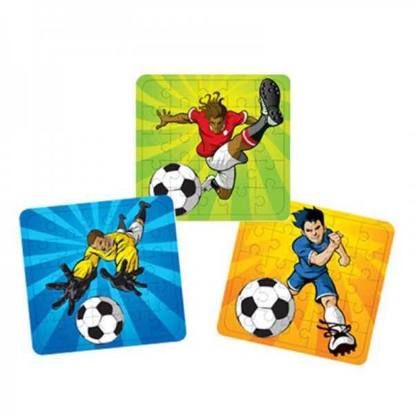 Minipuzzle Fussball