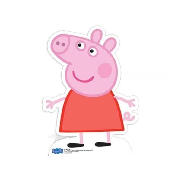 Dekofigur Peppa Pig, 1 Stk