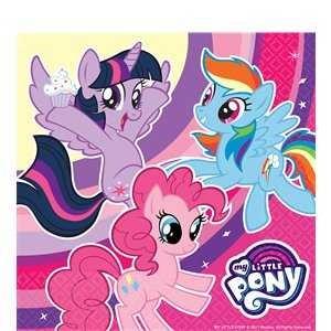 Servietten My Little Pony, 20 Stk.