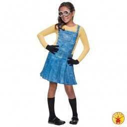 Minion-Kostüm Mädchen, S
