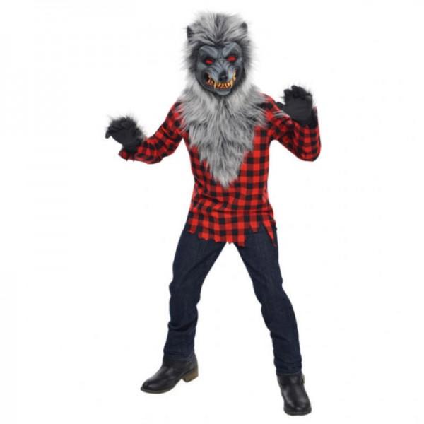 Kostüm hungriger Wolf