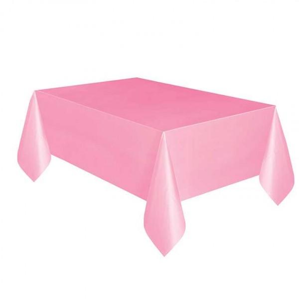 Tischdecke rosa
