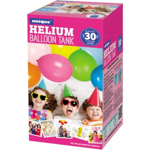 Heliumflasche für 30 Ballone