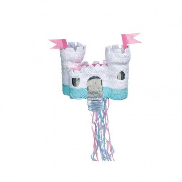 Zieh-Piñata Märchenschloss