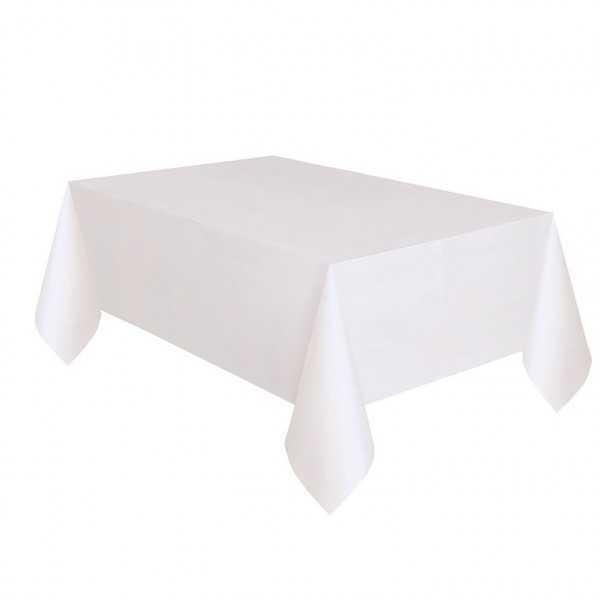 Tischdecke weiss