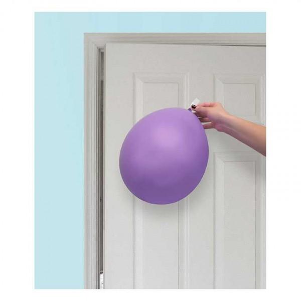 Ballonbefestigungsaufkleber, 20 Stk