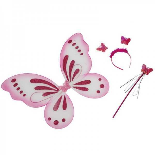 Schmetterling-Set 3 tlg.