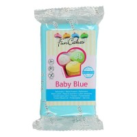 Funcakes Fondant Babyblau, 250 g