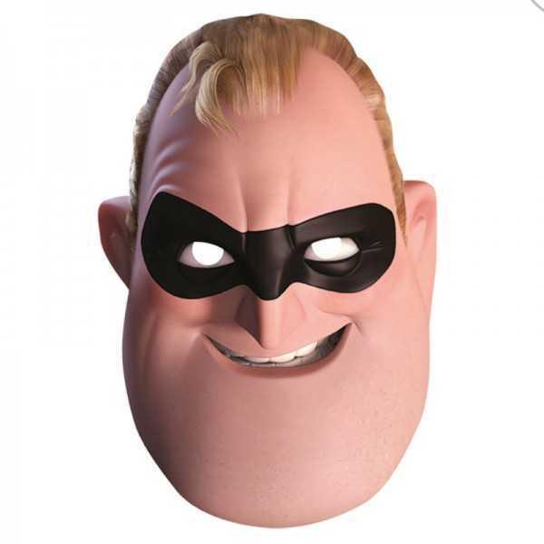 Maske Mr. Incredible Die Unglaublichen 2