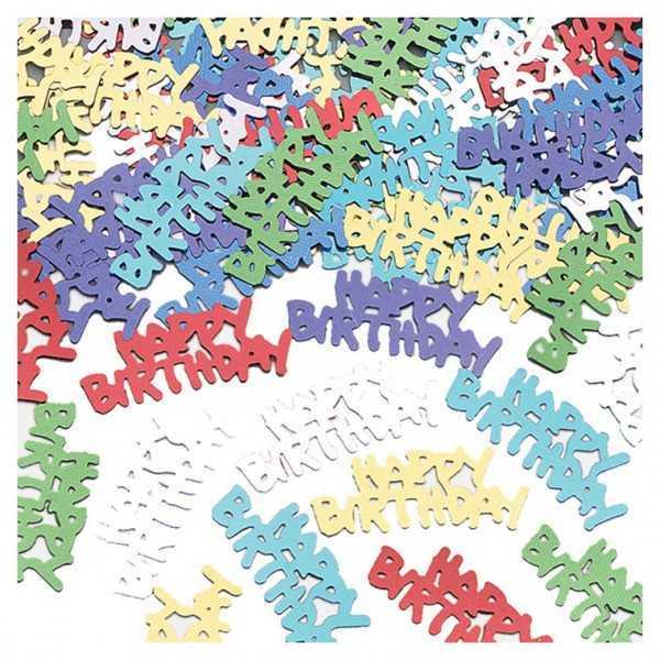 Konfetti Happy Birthday, 15 g