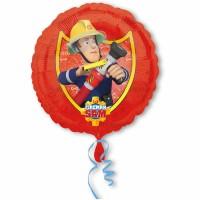 Folienballon Feuerwehrmann Sam, *New Design*