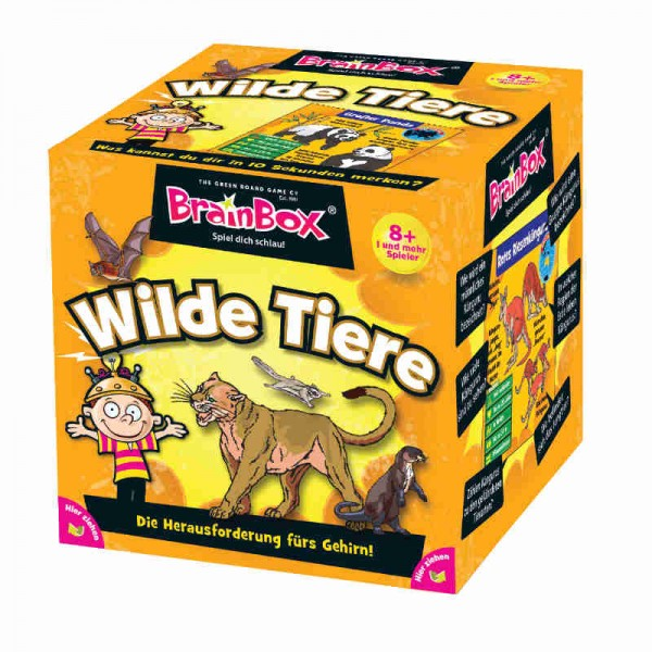 Brainbox - Wilde Tiere
