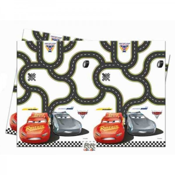 Tischdecke Cars 3