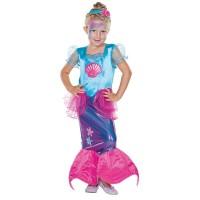 Kostüm Kleine Meerjungfrau S - 104
