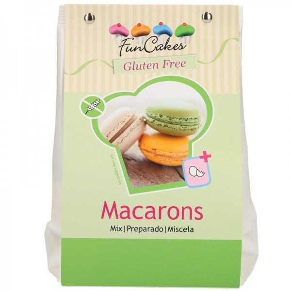 Funcakes Backmischung Macarons glutenfrei 300 g