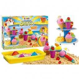 Magic Sand Eisdiele- & Bäckerei-Set, 1 Stk.