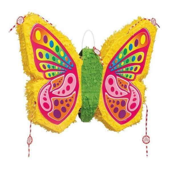 Piñata Schmetterling