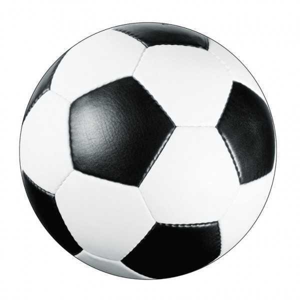 Einladung Fussball Fan, 8 Stk