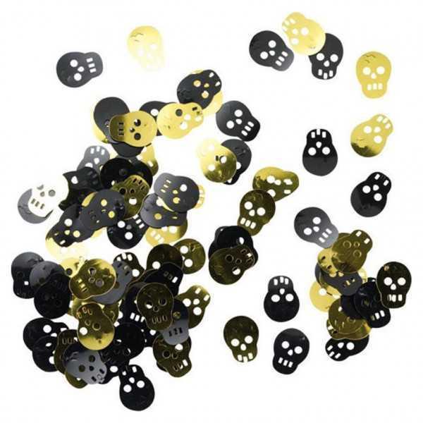 Totenkopfkonfetti Jolly Roger, 15 g