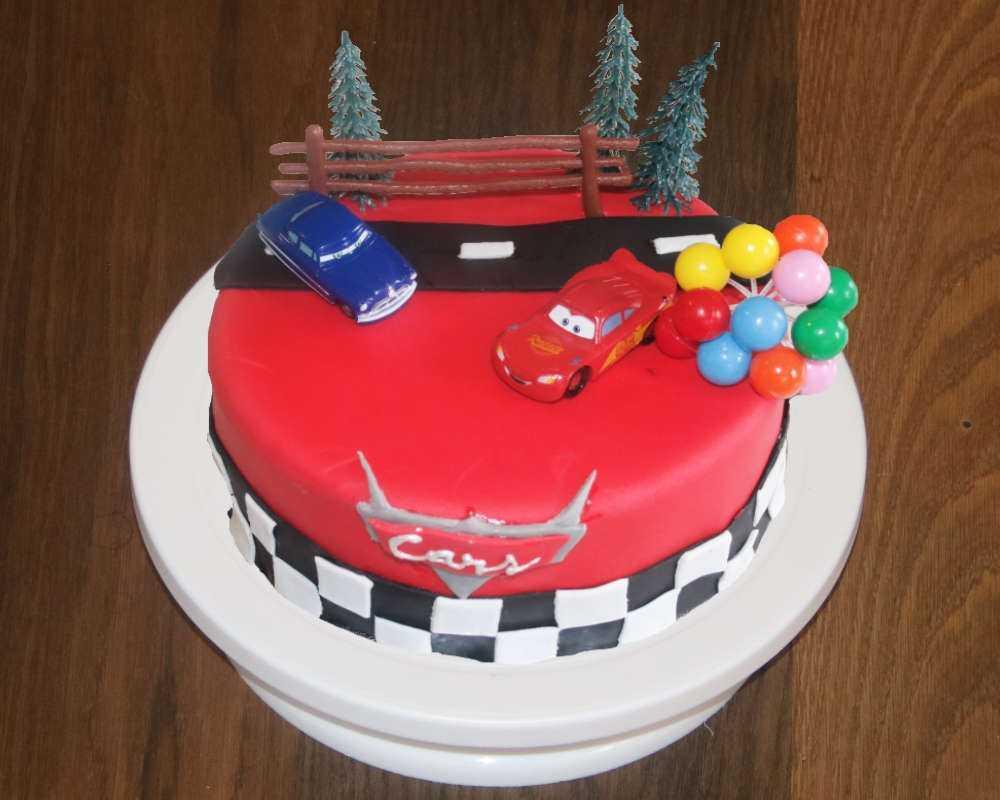 Motivtorte Cars Rezepte Geburtstagstorten Junior Partyshop Ch