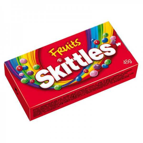 Skittles Inhaltsstoffe