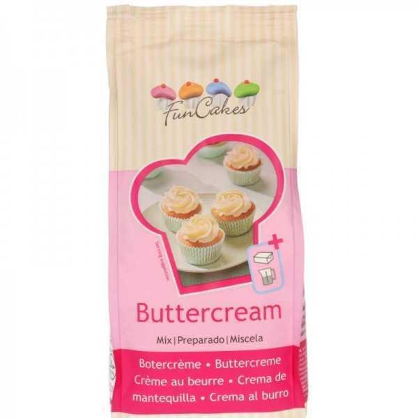Funcakes Buttercreme Fertigmischung, 500 g