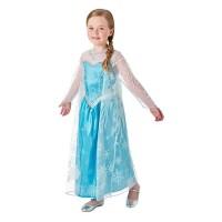 Kostüm Deluxe Elsa, Frozen / Die Eiskönigin S - 104
