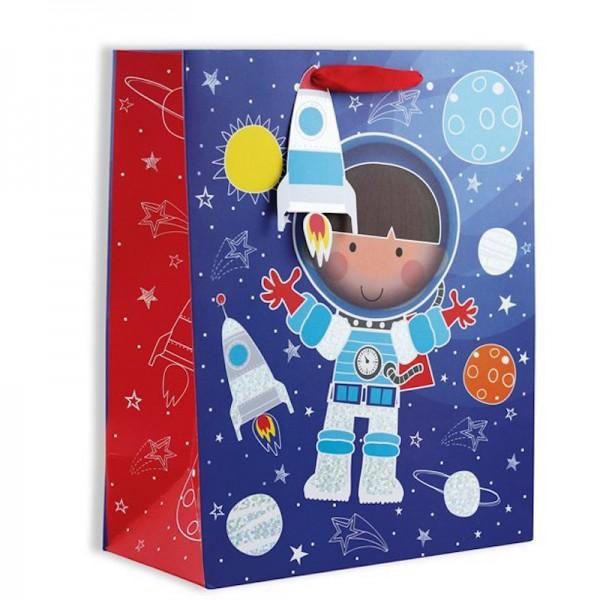 Partytüte aus Papier Astronaut