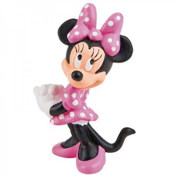 Tortendeko-Figur Minnie Maus