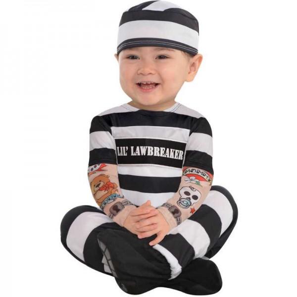 Babykostüm Kleiner Gesetzesbrecher