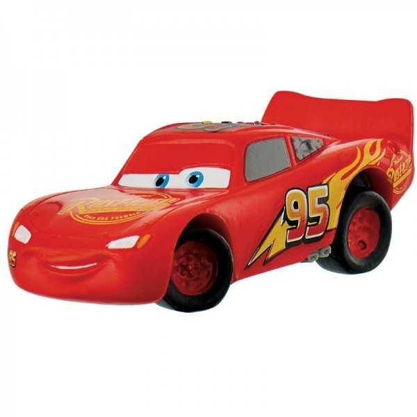 Tortendeko-Figur Cars Lightning McQueen