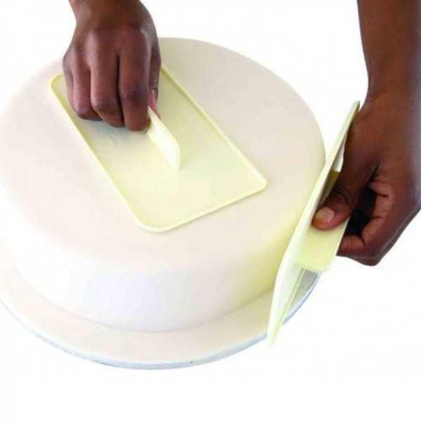 Tortenglättwerkzeug-Set