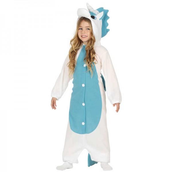kostüm einhorn pyjama  juniorpartyshopch
