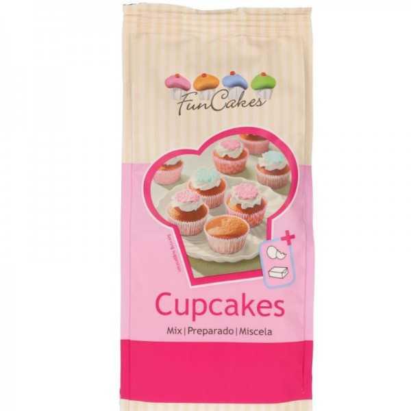 Funcakes Backmischung Cupcakes, 500 g