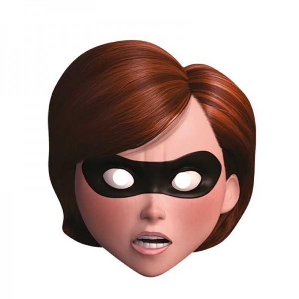 Maske Mrs. Incredible Die Unglaublichen 2