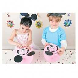 Bastel-Partyspiel Micky Maus, 32-tlg.