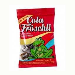 Cola Fröschli Bonbons, 140 g