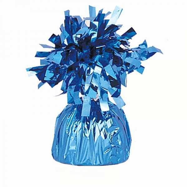 Ballongewicht hellblau, 1 Stk