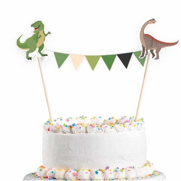Cake Topper Dino
